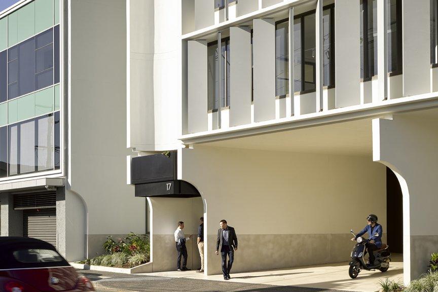 Cavill Architects, Commercial Architects Brisbane, Byres Street Newstead, Brisbane Architecture, Brisbane Architects