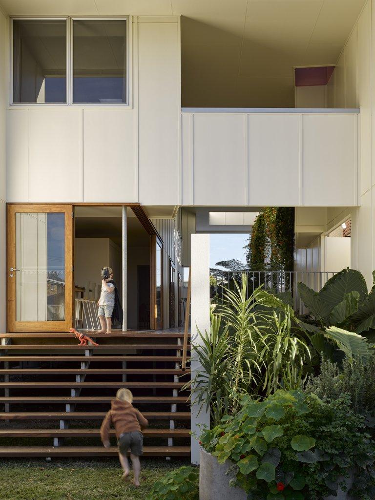 Earl Parade Residence, Cavill Architects